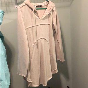 Casual sweatshirt top